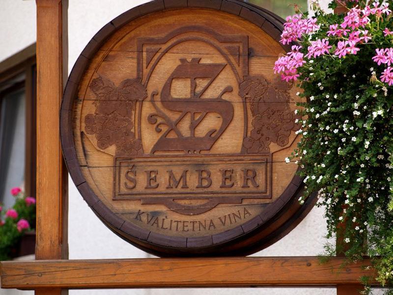 Wine tasting Šember